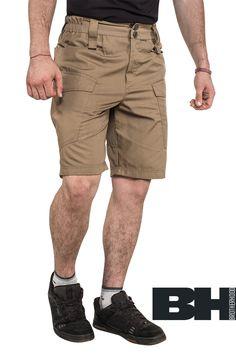 Shorts Camo, dark koyote