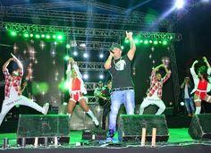 Tirando Pegao: Brugal celebró las vacaciones con dos conciertos de Nicky Jam