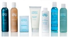 Swimmers Hair Shampoos, Conditioners, and Skin Care Products: Summer Solutions Swimmers Skin, Body, and Swimsuit Products
