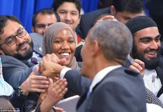 President Obama Extends Wishes to Muslims Celebrating Eid al-Adha Holiday