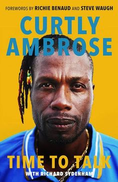 Book: Sir Curtly Ambrose: Time To Talk