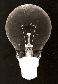 Man Ray - The bulb, Rayogram Dark Room Photography, Photography Classes, Photography Projects, Film Photography, Black And White Photography, Street Photography, Glass Photography, Amazing Photography, Landscape Photography