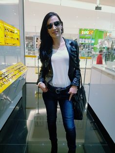 Thanks to Eyelevel in Cradlestone Mall for your sponsorship and spoiling Suzette! Mall, Leather Pants, Celebrities, Tops, Fashion, Leather Jogger Pants, Moda, Celebs, Fashion Styles