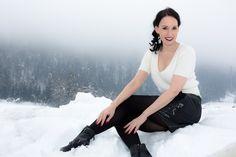 Fashionlook in the snow in Austria - #sweater #snow #fashionblog #fashionblogger