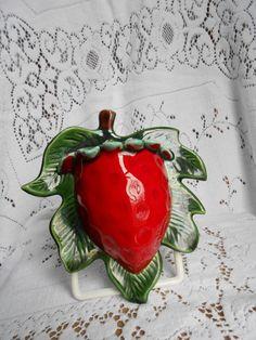 Strawberry Decor / Strawberry Kitchen / Wall by MissMarigolds, $7.50
