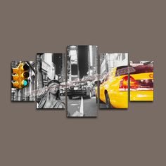 Home Decor Canvas 5 Panel Canvas Art of New York City Wall Art Painting Picture Artwork Large Canvas Prints -- Pop Art Painting - http://www.aliexpress.com/item/Home-Decor-Canvas-5-Panel-Canvas-Art-of-New-York-City-Wall-Art-Painting-Picture-Artwork-Large-Canvas-Prints-Pop-Art-Painting/1210747300.html