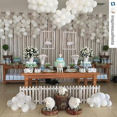 "43 Likes, 4 Comments - Mania De Decorar (@mania.de.decorar) on Instagram: ""#Repost @inspiresuafesta with @repostapp. ・・・ Que amor By @so1bolinho Tema: Contando…"""