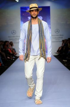 Male Fashion Trends: Black Spring/Summer 2014 - Mercedes-Benz Fashion Week Mexico #MBFWMx