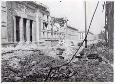 Berlin 1945 Die zerstörte Reichskanzlei
