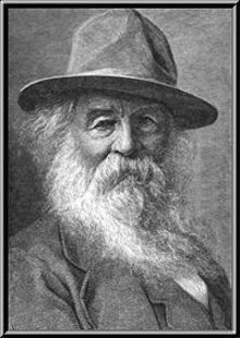 Buena antología de Walt Whitman
