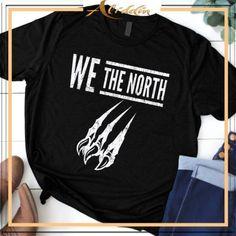 f621ebf965e We The North NBA Champions T-Shirt We The North Toronto Raptors ...