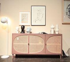 So cute Double tab Deco Buffet, Interior Decorating, Interior Design, Deco Design, Luxury Apartments, New Room, Unique Home Decor, Furniture Design, Sweet Home