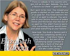 Elizabeth Warren On The Public Good, Capitalism, & The Social Contract - Prose Before Hos Elizabeth Warren, Queen Elizabeth, Thats The Way, That Way, Social Contract, Out Of Touch, Thing 1, All That Matters, It Goes On