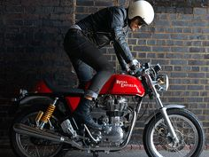 Royal Enfield Continental GT Cafe Racer ~