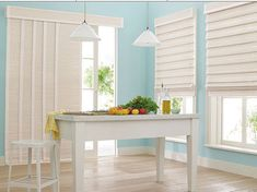 Slide Into Summer: Window Treatment Ideas for Sliding Glass Doors (http://blog.hgtv.com/design/2013/06/27/slide-into-summer-window-treatment-ideas/?soc=pinterest)