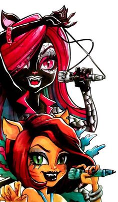 Check out new Monster High Wallpapers - https://itunes.apple.com/US/app/id1187147586