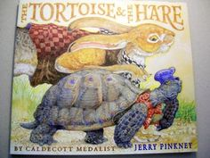 The Tortoise & the Hare, by Jerry Pinkney. Almost wordless with gorgeous illustrations. Sure to be a Caldecott contender. Wordless Picture Books, Wordless Book, Children's Picture Books, Penguin Books, Lion And The Mouse, Les Fables, Journey, Chef D Oeuvre, Children's Literature