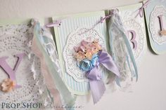 The Works Birthday Banners, Special Occasion, name banner, nursery decor, high chair banner, photo prop on Etsy, $65.00