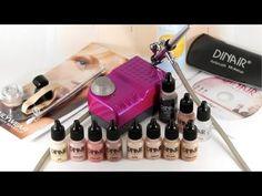 Dinair Airbrush Kit