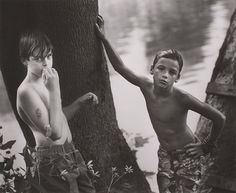 Sally Mann. I saw this in a collection at my home museum (The Chrysler) over Christmas, and it has stuck with me ever since.