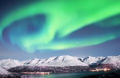 Top 10 Places to See the Northern Lights