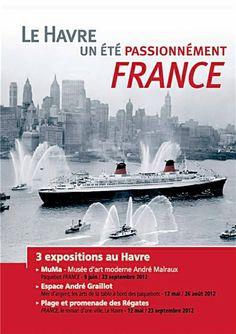 Quand Le Havre célèbre le paquebot France | LeHavre.fr