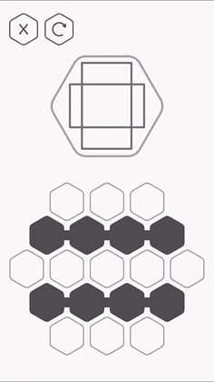 (GIF) rop by MildMania (iOS / Android). Mind-bending puzzle game with beautiful, minimalist design.