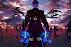 Anime fate stay night unlimited blade works archer wallpaper fate stay night unlimited - Fate stay night wallpaper ...