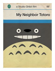 Japanese Movies Imagined As Penguin Book Covers