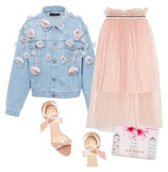 """Spring is here"" by lvfever ❤ liked on Polyvore featuring Anouki, Mother of Pearl, Alexandre Birman and Ted Baker"