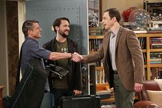 """The Big Bang Theory 9×07, """"The Spock Resonance"""""""