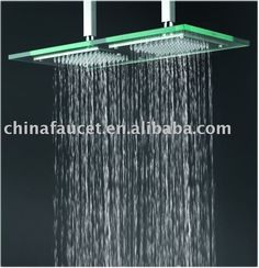 Shower Heads | Led Shower Head(led Ceiling Head,Led Shower) Photo, Detailed about Led ...