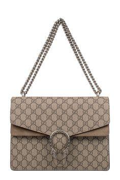 4e1467d78fb  Italist -  Gucci Sand-turtle Dove Medium Dionysus Gg Supreme Shoulder Bag  - AdoreWe.com