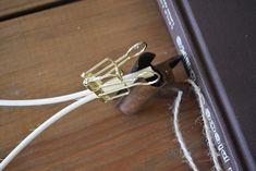 DIY: Drömlampan   leitntos Handmade Chandelier, Interior Design Tips, Decoration, Diys, Headphones, Inspiration, Boho, Lighting, Transitional Chandeliers