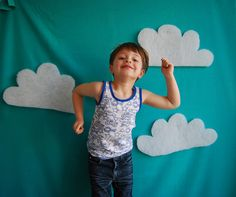 backdrop for the kiddies Diy Wedding Inspiration, Wedding Ideas, Bird Party, Photography 101, Sky And Clouds, 2nd Birthday, Kids Playing, Photo Booth, Backdrops