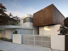 Z House in Sydney  by Bruce Stafford Architects