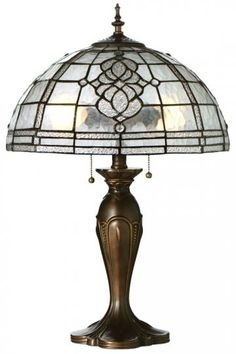 Jansen Table Lamp  A Tiffany Lamp Will Become the Focal Point of Your Space  Item # 08660