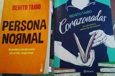 Benito Taibo… Indispensable!!! Persona normal Corazonadas