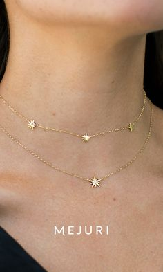 Stars and gold vermeil, pieces that'll take you to the moon and back.