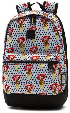 VANS Authentic III Backpack Laurel Wreath for sale online