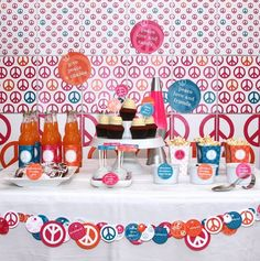 This site has good ideas for tween and teen birthday parties. I might steal a couple of ideas