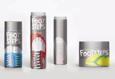 FootSteps (Student Project) on Packaging of the World - Creative Package Design Gallery