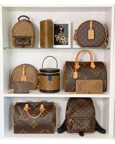 8 Louis Vuitton Reversed Monogram Bags - When You Have Reversed Monogram Bags . - 8 Louis Vuitton Reversed Monogram Bags – When you put all the reverse monogram bags together – - Ropa Louis Vuitton, Pochette Louis Vuitton, Louis Vuitton Neverfull Mm, Louis Vuitton Handbags, Louis Vuitton Monogram, Neverfull Damier, Luxury Purses, Luxury Bags, Luxury Handbags