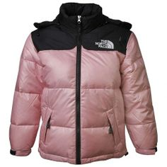 Pin 477874210432000884 North Face Jakke