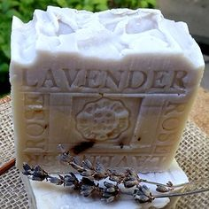 Lavender Soap with Crushed Rose Petals and Lavender Organ... https://www.amazon.com/dp/B001AKFL9O/ref=cm_sw_r_pi_dp_x_BRa.xbTNTM0KQ