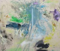 "Saatchi Art Artist Fahar Al-salih; Painting, ""White Line"" #art"