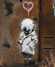 Banksy the genius: 60 pieces of amazing street art