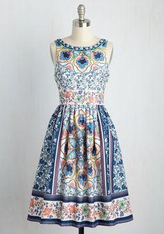 Revolving Restaurant Dress