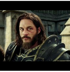 13 Best Anduin Lothar Warcraft Travis Fimmel Images Travis