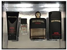7. True Religion Drifter Gift Set for Men